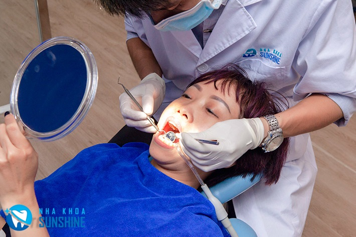 Có nên bọc răng sứ cho răng sâu