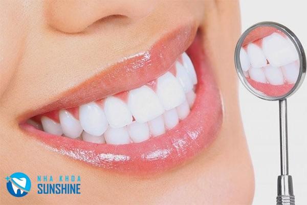 bọc răng sứ hỏng