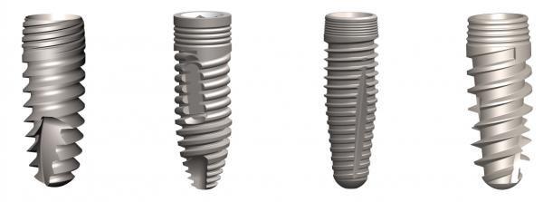 trụ Implant giá bao nhiêu